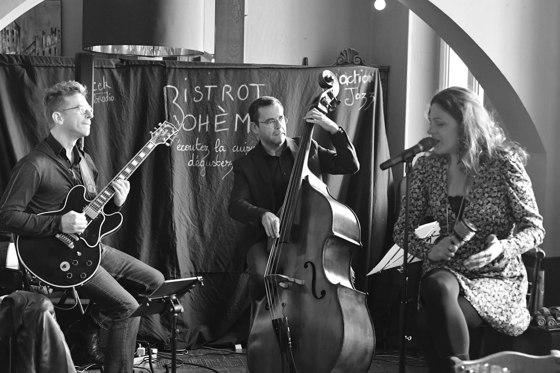 Trio Jazz Bordeaux
