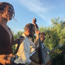 Trio jazz ile de ré