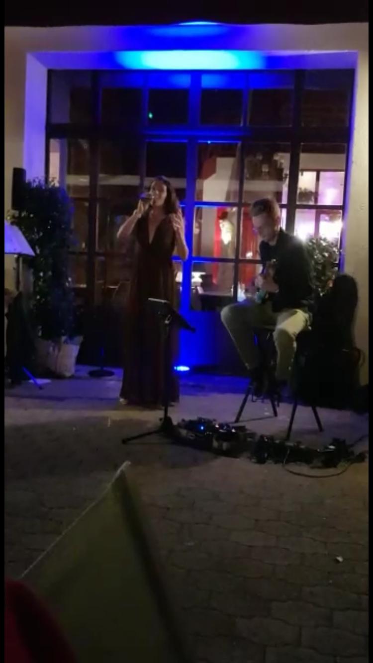 Duo Jazz Salles