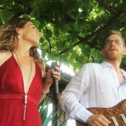 Jazz mariage chez hortense Christophe & Delphine