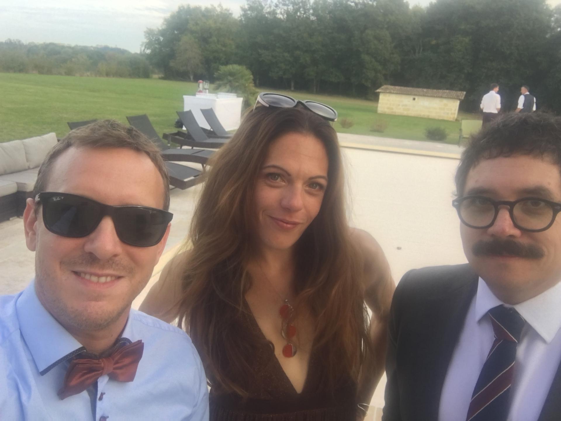 Trio Mariage Jazz Bordeaux